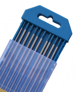 WL20 Lanthanated Tungsten Electrode best used in DC applications